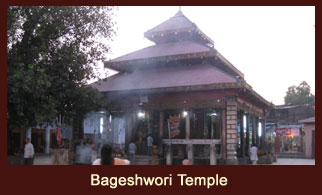 Bageshwori Temple is a Hindu shire located in Nepalgunj, a far western commercial hub of Nepal.