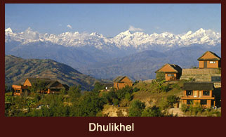 Dhulikhel, a scenic city near Kathmandu that offers wonderful views of