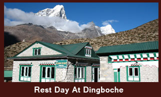 Dingboche, Everest Region, Nepal.