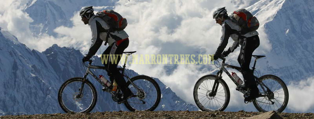 Kanchenjunga Region Rough Ride, a challenging biking venture in the rugged terrains of Nepal.