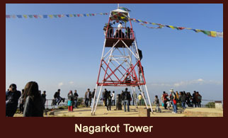 Nagarkot hill station is one of the most scenic spots in Bhaktapur district and is renowned for its spectacular sunrise view of the Himalayan region.