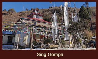 Sing Gompa, also known as