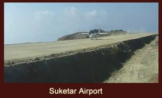 A small airstrip of 'Suketar' in the Kanchenjunga region of Nepal.