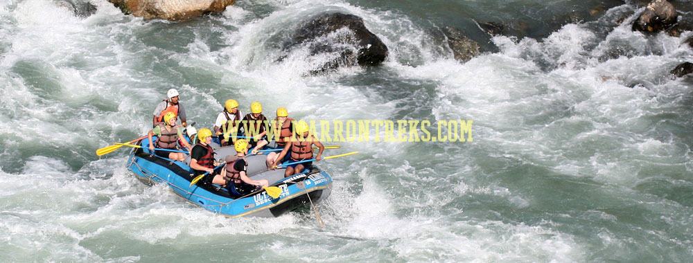 The Sunkoshi River in Nepal is one among the best ten rivers in the world.