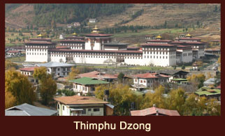 Thimphu Dzong is a Buddhist monastery and fortress in Bhutan.