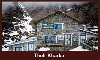 Thuli Kharka, Everest Region, Nepal.
