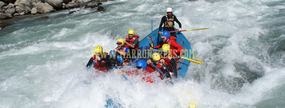 Nepal, the land replete with multifarious mighty rivers, offers an unparallel rafting experience.