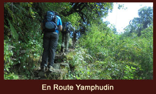 Yamphudin is one of the remotest settlements in the Kanchenjunga region of Nepal.