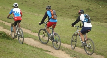 Kathmandu Valley Rim Mountain Biking - 08 Days