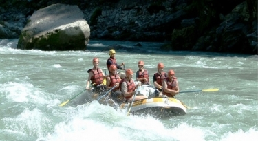 Kali Gandaki River Rafting - 08 Days