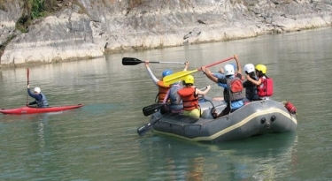 Trishuli River Rafting - 06 Days