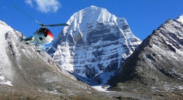 Mt.Kailash Helicopter Tour -15 Days