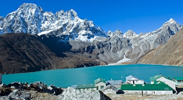 Gokyo Cho La Pass Trek - 22 Days