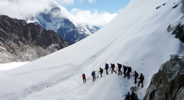Everest Three Pass Trek - 23 Days