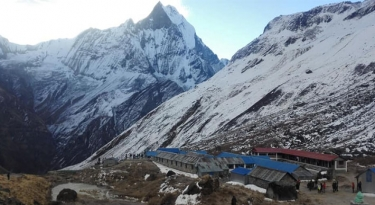 Annapurna Sanctuary Trek - 17 Days